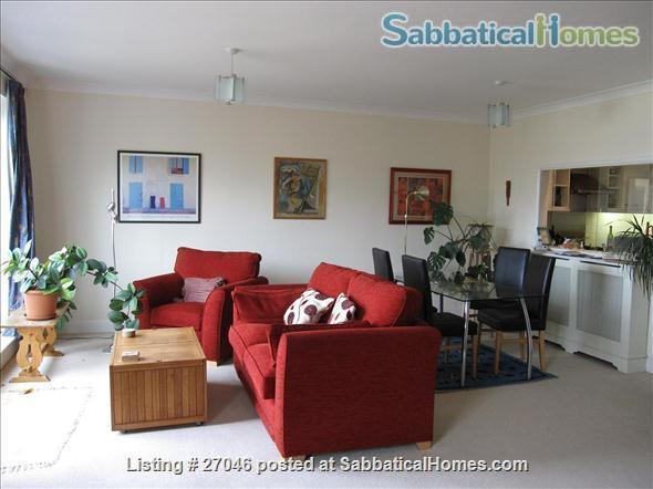 Quiet,  light, secure, river condo in heart of SE1 London Home Rental in London, England, United Kingdom 3