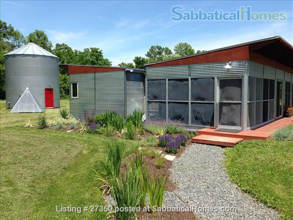 Hudson Valley Modernist Gem near Bard College Home Rental in Tivoli, New York, United States 0