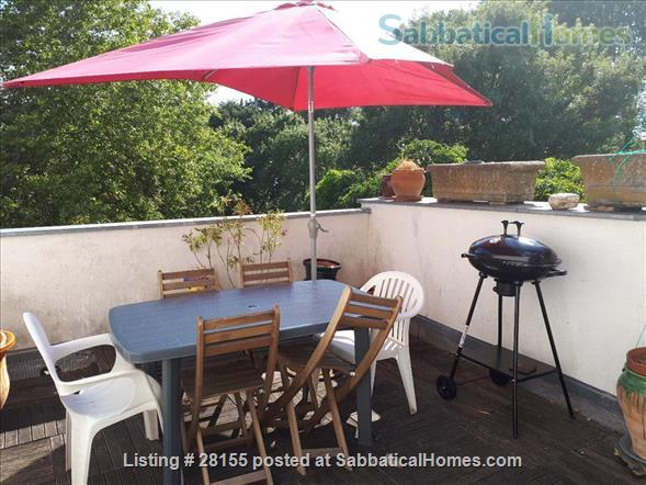 Family home in village of Aniane close to Montpellier Home Rental in Aniane, Occitanie, France 1