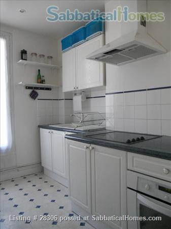 Paris Sunny Apartment with Living Room and Two Bedrooms (3 pièces) Home Rental in Paris, IDF, France 4