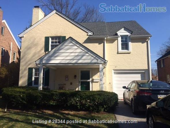 Philadelphia Suburban home (Wynnewood, PA)-SUMMER 2021 Home Rental in Wynnewood, Pennsylvania, United States 1