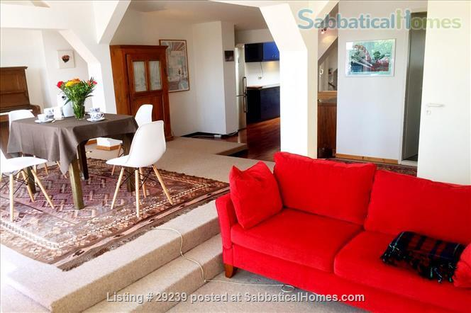 Beautiful bright apartment in trendy area next to quiet park in Berlin/Germany Home Rental in Berlin, Berlin, Germany 3