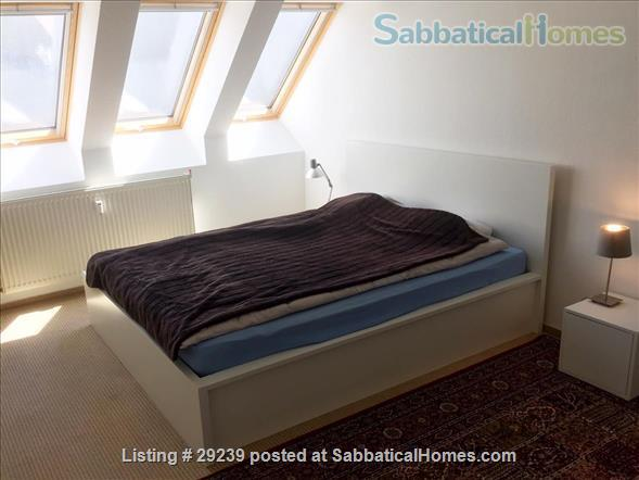 Beautiful bright apartment in trendy area next to quiet park in Berlin/Germany Home Rental in Berlin, Berlin, Germany 4