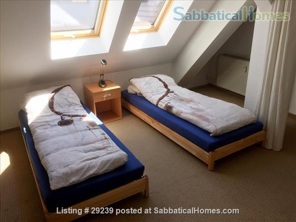Beautiful bright apartment in trendy area next to quiet park in Berlin/Germany Home Rental in Berlin, Berlin, Germany 5