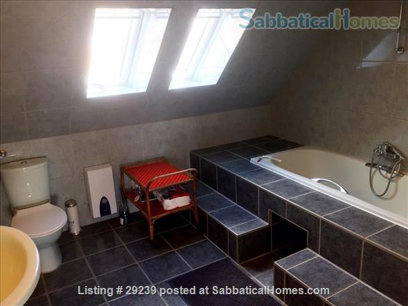 Beautiful bright apartment in trendy area next to quiet park in Berlin/Germany Home Rental in Berlin, Berlin, Germany 6