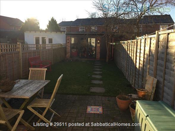 Four bedroom house, summer let -- (depending on COVID) central Oxford Home Rental in Oxfordshire, England, United Kingdom 7