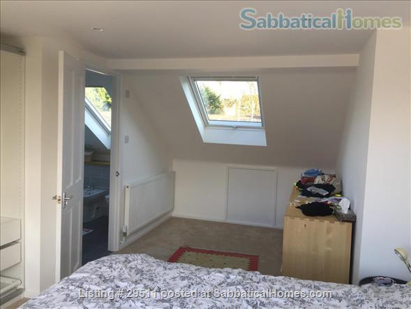 Four bedroom house, summer let -- (depending on COVID) central Oxford Home Rental in Oxfordshire, England, United Kingdom 2