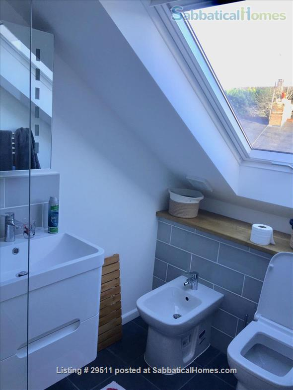 Four bedroom house, summer let -- (depending on COVID) central Oxford Home Rental in Oxfordshire, England, United Kingdom 3