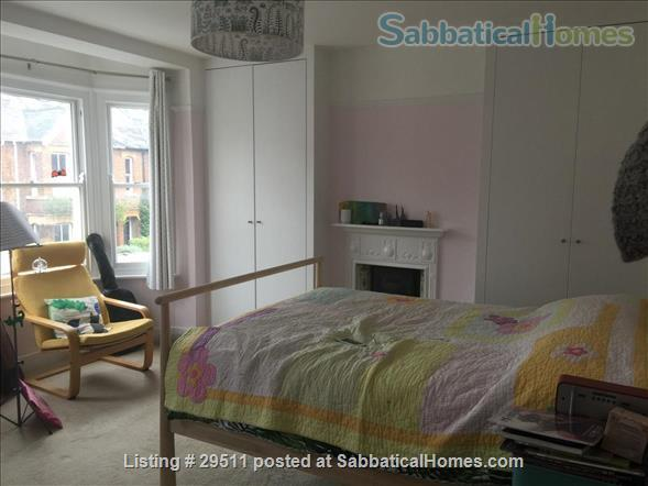 Four bedroom house, summer let -- (depending on COVID) central Oxford Home Rental in Oxfordshire, England, United Kingdom 1