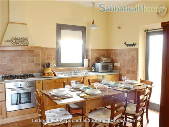 Converted Barn in Tuscany: near Florence/ Siena/ Arezzo (3 BR, 2LR, 1K,2 Bath) + Gardens with views  Home Rental in Bucine, Toscana, Italy 3