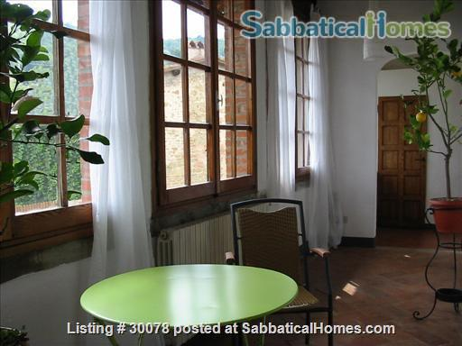 villa portion Florence hills Chianti Home Rental in Bagno a Ripoli 7