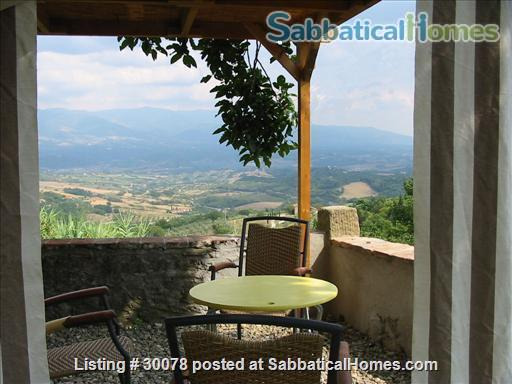 villa portion Florence hills Chianti Home Rental in Bagno a Ripoli 8