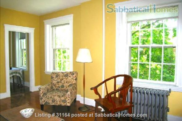 Close to Harvard Square, Radcliffe,  Home Rental in Cambridge, Massachusetts, United States 5