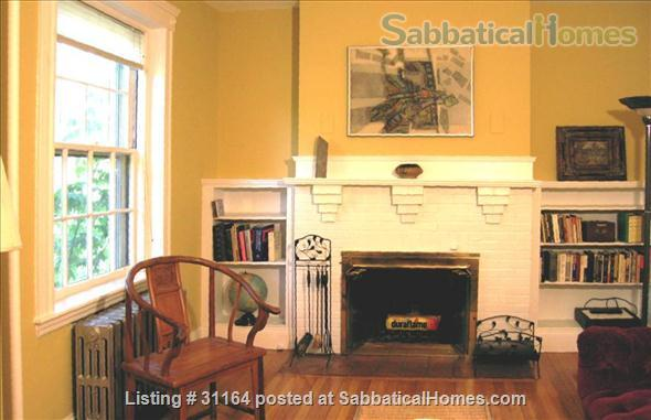 Close to Harvard Square, Radcliffe,  Home Rental in Cambridge, Massachusetts, United States 4