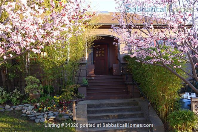 A Great Home in a Great Neighborhood Home Rental in Berkeley, California, United States 1