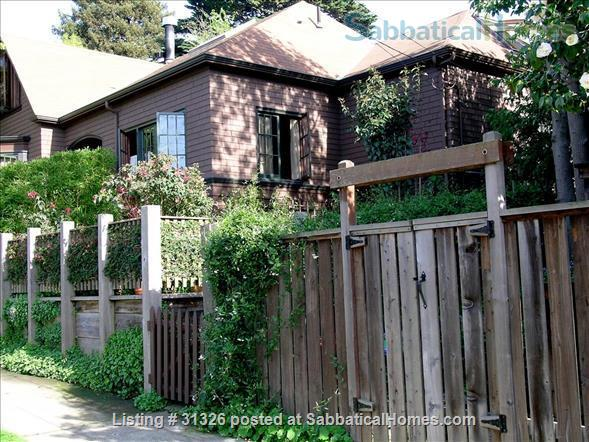 A Great Home in a Great Neighborhood Home Exchange in Berkeley, California, United States 0