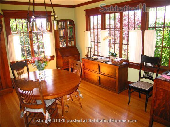 A Great Home in a Great Neighborhood Home Exchange in Berkeley 4