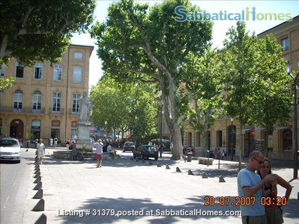 Aix en Provence, Aix-en-Provence,  Apartment, Downtown, Old-City - France Home Rental in Aix-en-Provence, Provence-Alpes-Côte d'Azur, France 8