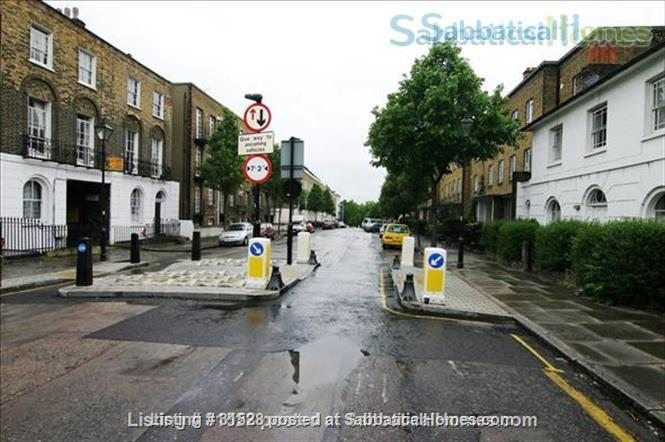 WC1 ULTRA CENTRAL LONDON YET LEAFY.  WALK TO PARIS; Pay in US Dollars.   Home Rental in London, England, United Kingdom 1
