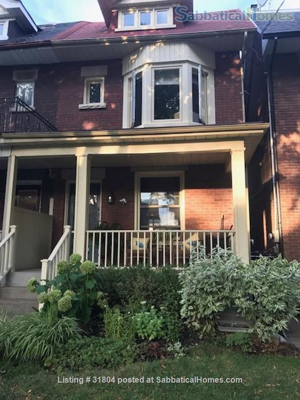 Renovated  3 Bedroom  Home in Riverdale Neighbourhood, Close to Subway Home Exchange in Toronto, Ontario, Canada 1