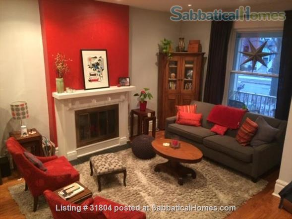 Renovated  3 Bedroom  Home in Riverdale Neighbourhood, Close to Subway Home Exchange in Toronto, Ontario, Canada 0