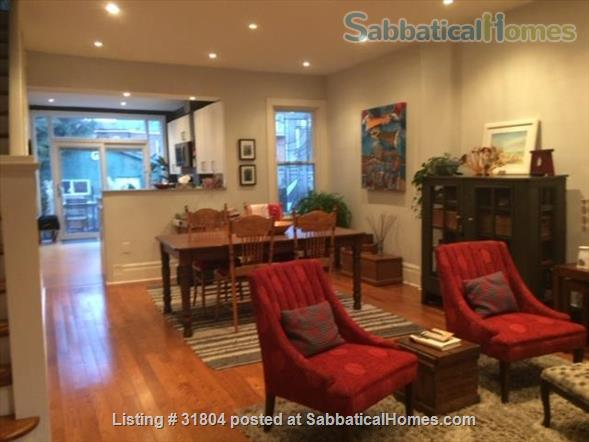 Renovated  3 Bedroom  Home in Riverdale Neighbourhood, Close to Subway Home Exchange in Toronto, Ontario, Canada 2