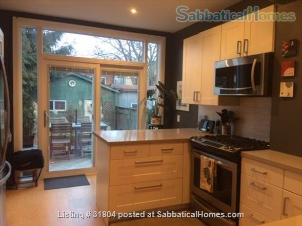 Renovated  3 Bedroom  Home in Riverdale Neighbourhood, Close to Subway Home Exchange in Toronto, Ontario, Canada 3