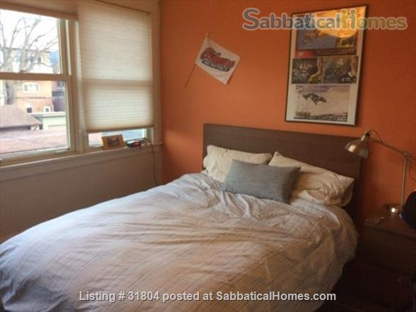 Renovated  3 Bedroom  Home in Riverdale Neighbourhood, Close to Subway Home Exchange in Toronto, Ontario, Canada 5