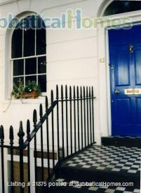 London Townhouse on Regents Canal (ISLINGTON) Home Rental in London, England, United Kingdom 0