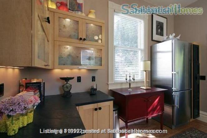 Delightful San Francisco Victorian -  garden/hot tub   Home Rental in San Francisco, California, United States 0