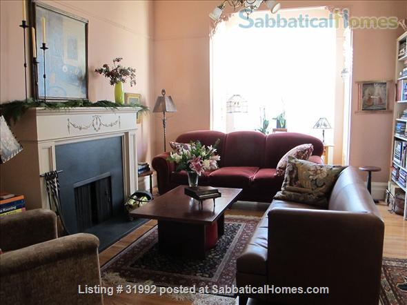 Delightful San Francisco Victorian -  garden/hot tub   Home Rental in San Francisco, California, United States 2