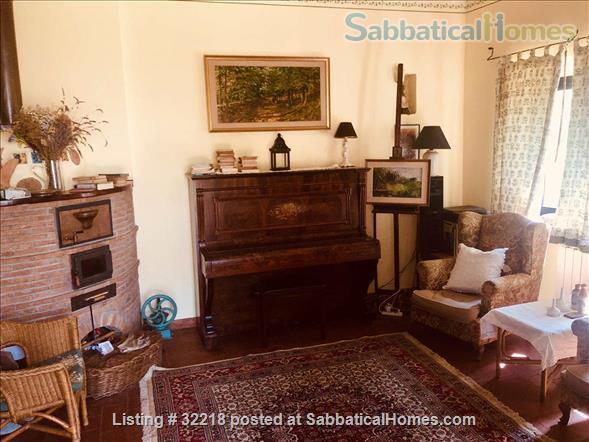 Tre Brezze: A country farmhouse dating back to the 18th Century Home Rental in Provincia di Rieti, Lazio, Italy 0