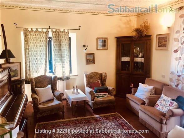 Tre Brezze: A country farmhouse dating back to the 18th Century Home Rental in Provincia di Rieti, Lazio, Italy 2