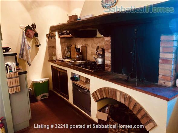 Tre Brezze: A country farmhouse dating back to the 18th Century Home Rental in Provincia di Rieti, Lazio, Italy 3