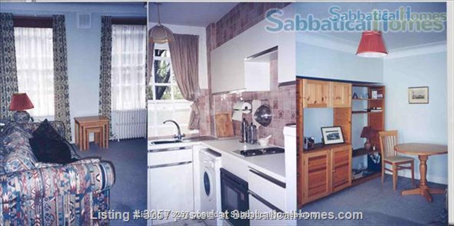 Primrose Hill Studio flat (Min let 2 months) Home Rental in Greater London, England, United Kingdom 1