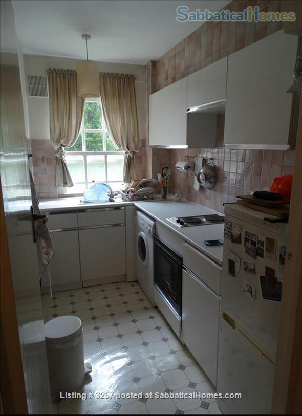 Primrose Hill Studio flat (Min let 2 months) Home Rental in Greater London, England, United Kingdom 3
