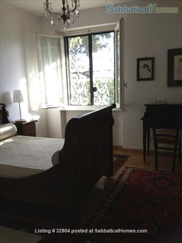 spacious and quiet 2 bedrooms on the Etruscan hill of Fiesole Home Exchange in Fiesole, Toscana, Italy 2