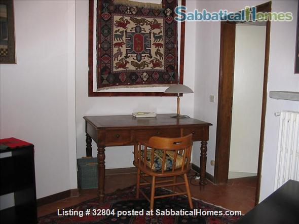spacious and quiet 2 bedrooms on the Etruscan hill of Fiesole Home Exchange in Fiesole, Toscana, Italy 4