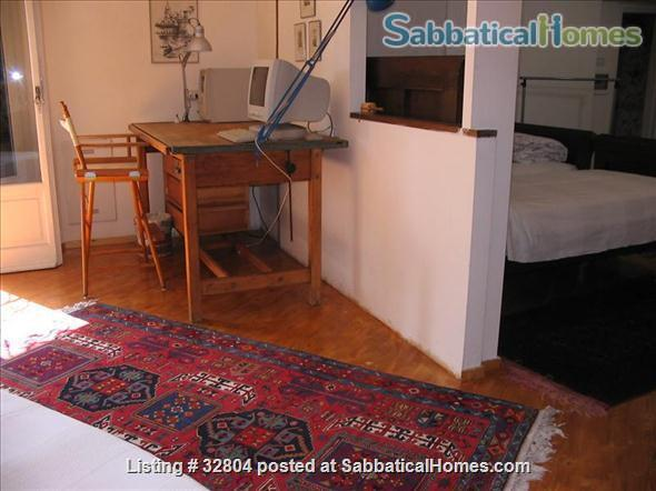 spacious and quiet 2 bedrooms on the Etruscan hill of Fiesole Home Exchange in Fiesole, Toscana, Italy 8