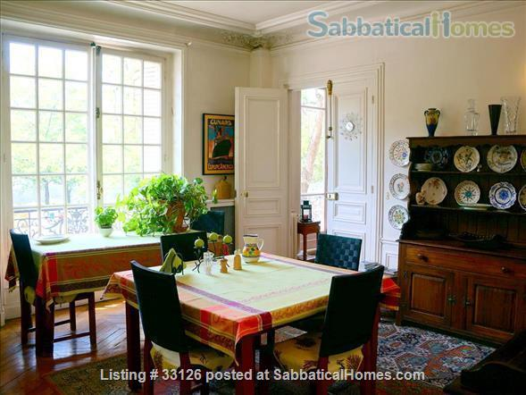 Beautiful Paris apartment at the Seine, overlooking the marina and le Marais Home Rental in Paris, IDF, France 3
