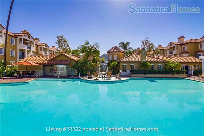Luxury Fully Furnished 2Br/2Ba ALL UTILITIES Quiet Oasis on San Diego River Home Rental in San Diego, California, United States 9