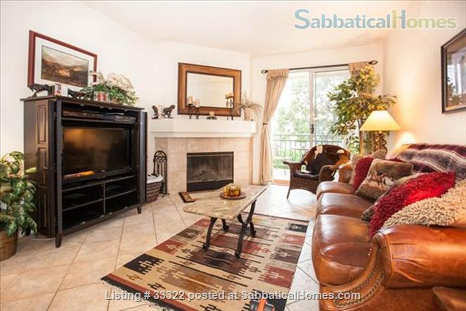 Luxury Fully Furnished 2Br/2Ba ALL UTILITIES Quiet Oasis on San Diego River Home Rental in San Diego, California, United States 1