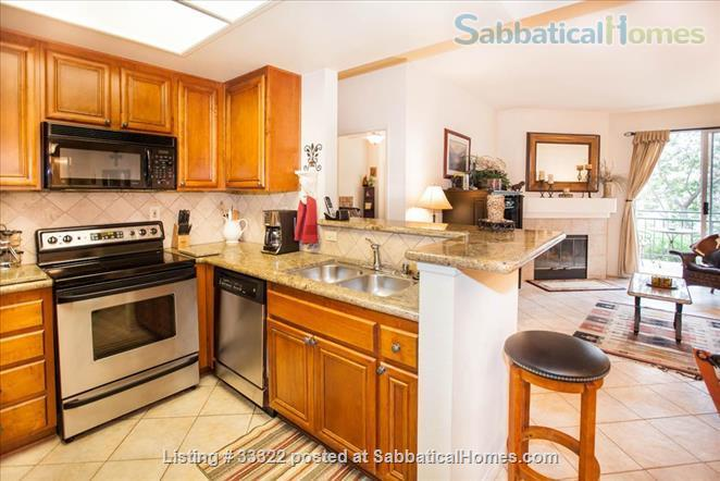 Luxury Fully Furnished 2Br/2Ba ALL UTILITIES Quiet Oasis on San Diego River Home Rental in San Diego, California, United States 2