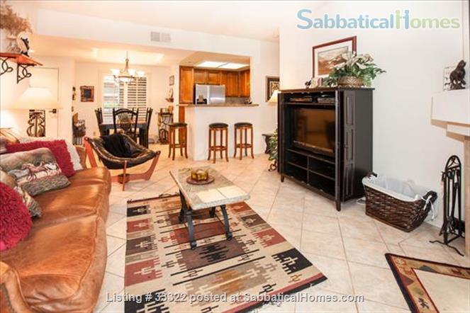 Luxury Fully Furnished 2Br/2Ba ALL UTILITIES Quiet Oasis on San Diego River Home Rental in San Diego, California, United States 3