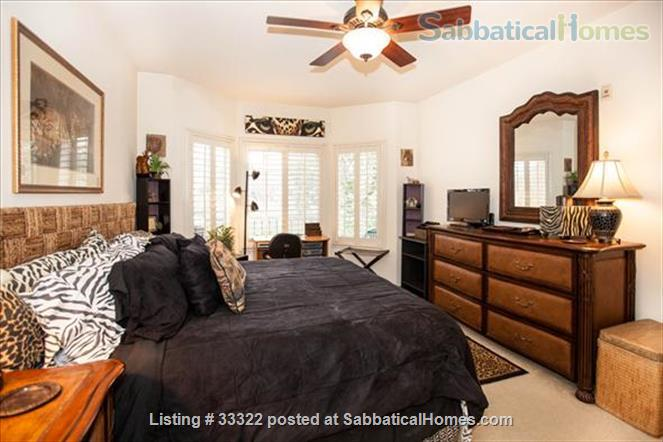 Luxury Fully Furnished 2Br/2Ba ALL UTILITIES Quiet Oasis on San Diego River Home Rental in San Diego, California, United States 4