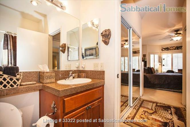 Luxury Fully Furnished 2Br/2Ba ALL UTILITIES Quiet Oasis on San Diego River Home Rental in San Diego, California, United States 5