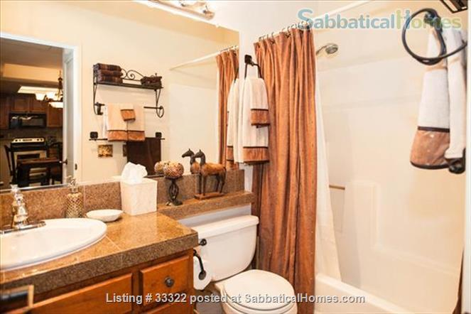 Luxury Fully Furnished 2Br/2Ba ALL UTILITIES Quiet Oasis on San Diego River Home Rental in San Diego, California, United States 7
