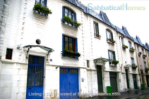 2 charming rooms in furnished apartment in Paris Home Rental in Paris, IDF, France 7