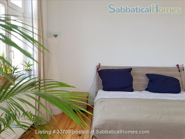Sunny and comfortable 100sqm flat in artists quarter Friedrichshain Home Exchange in Berlin, Berlin, Germany 3