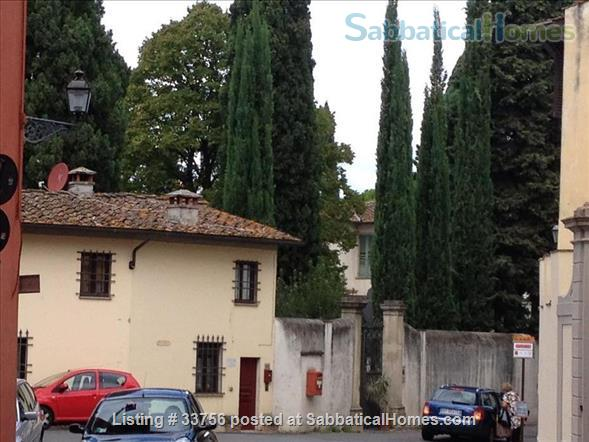 A romantic living on the hills of Florence Home Rental in Florence, Toscana, Italy 0